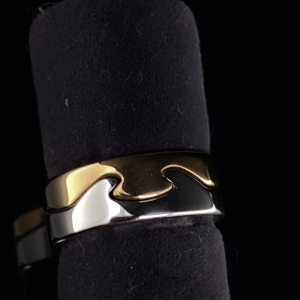 A GEORG JENSEN FUSION RING